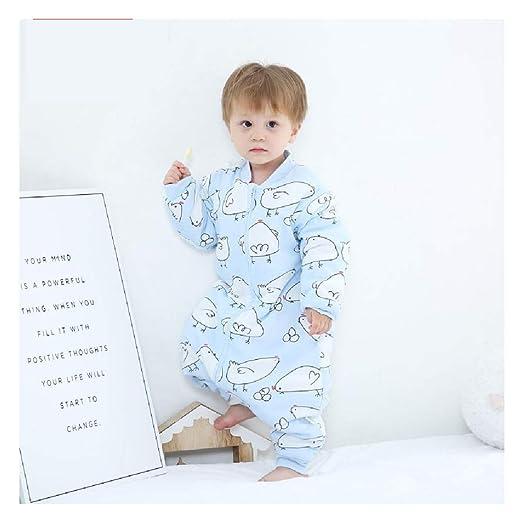 Bunnysun Saco de Dormir al bebé Dormir con Las piernas ...