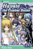 img - for Hayate the Combat Butler, Vol. 24 book / textbook / text book