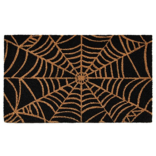 Calloway Mills Home & More 101951729 Scary Web Doormat -