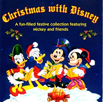 christmas with disney favourite christmas songs and carols - Mickey Mouse Christmas Songs