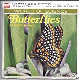 Butterflies 3d View-Master 3 Reel Set