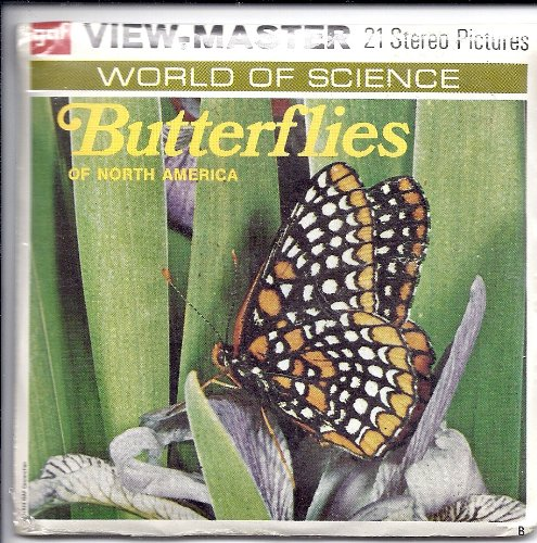 Butterflies 3d View-Master 3 Reel Set by View-Master (Image #1)