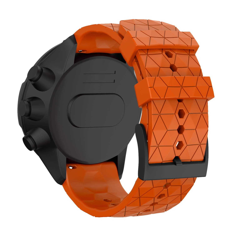 Malla de repuesto para reloj Suunto 9 Baro/Suunto Spartan