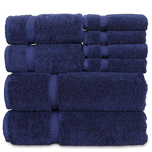 100% Cotton Towel Set - 9