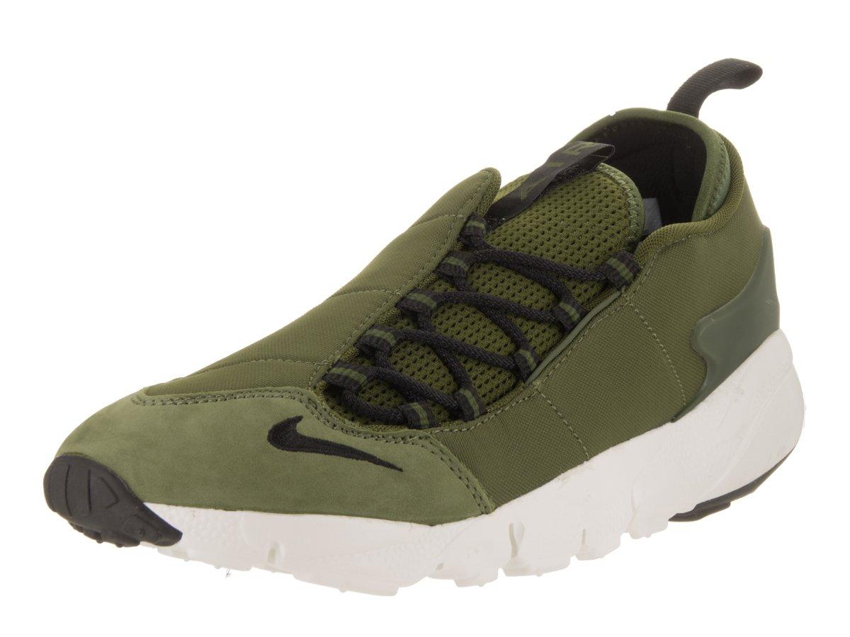 [ナイキ] スニーカー AIR FOOTSCAPE NM  852629-002 B06X8WMGY3 10 D(M) US|Legion Green/Black Legion Green/Black 10 D(M) US