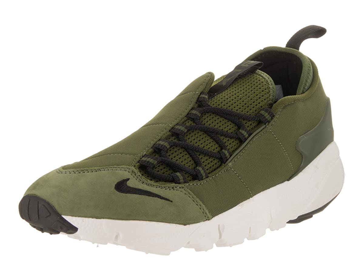 [ナイキ] AIR FOOTSCAPE NM 852629-002 13 D(M) US Legion Green/Black B06XGNL11R