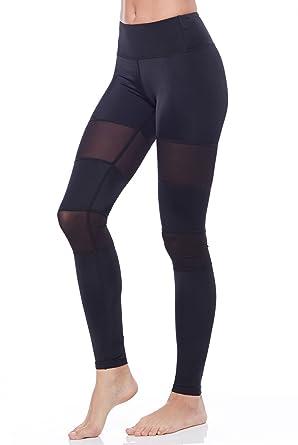 288fce4e35b1e3 Flexi Lexi Women's Active Workout Peek-a-Boo Yoga Pants - S/M, M/L ...