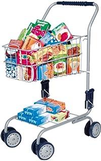 Bayer Design Carro de compra con contenido: surtido de tienda de ultramarinos