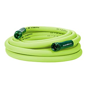 Flexzilla Garden Lead-in Hose 5/8 in. x 25 ft, 25' (feet) HFZG525YW