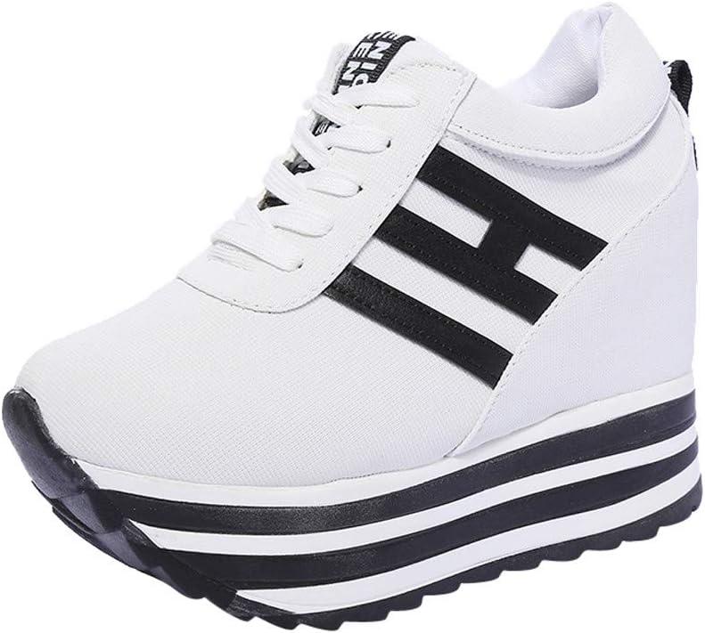Shoes Mujer Otoño invierno ZARLLE Zapatos Deportivos Zapatillas de ...