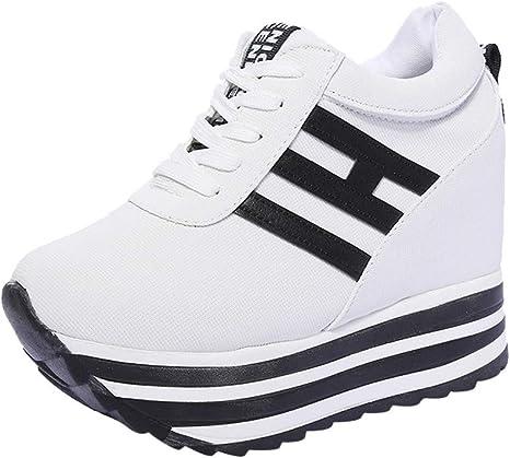 Shoes Mujer Otoño invierno ZARLLE Zapatos Deportivos