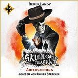 Skulduggery Pleasant - Auferstehung: Gelesen von Rainer Strecker, 8 CDs, ca. 10 Std. 30 Min