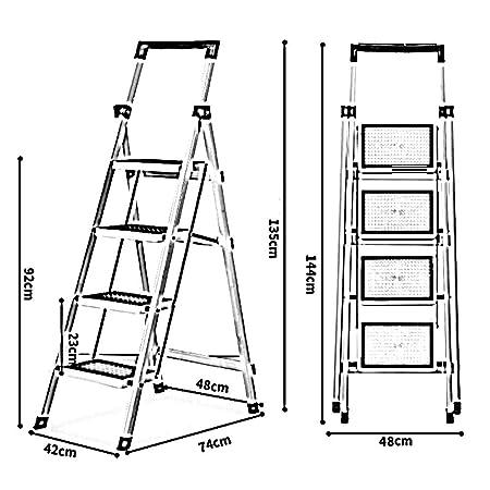 Pliant Pliable Épais Porte Caijun Matériau Tabouret Multifonction c5R4qAj3L