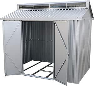 Duramax 01072 Caseta de Aluminio es la única en el Mundo 100% reciclable: Amazon.es: Jardín
