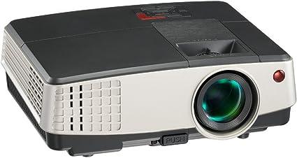 Amazon.com: Mini LCD Projector 1080P HDMI USB Portable Pico ...
