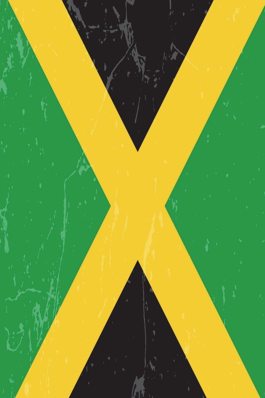 Jamaica Flag Journal: Jamaica Travel Diary, Jamaican