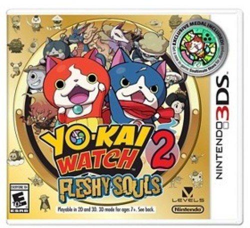 YO-KAI WATCH 2: Bony Spirits - Nintendo 3DS