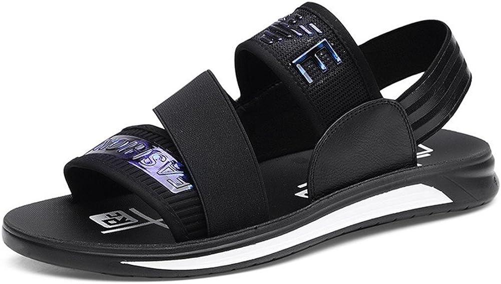 Aaron Men high-end Fabric Fashion Beach Sandals