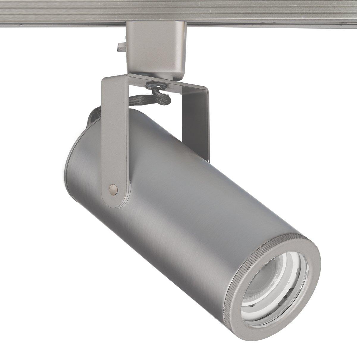 WAC Lighting L-2020-930-BN L Series LED2020 Silo X20 Beamshift Track Head in Brushed Nickel Finish, 90+CRI and 3000K, 20 Watts