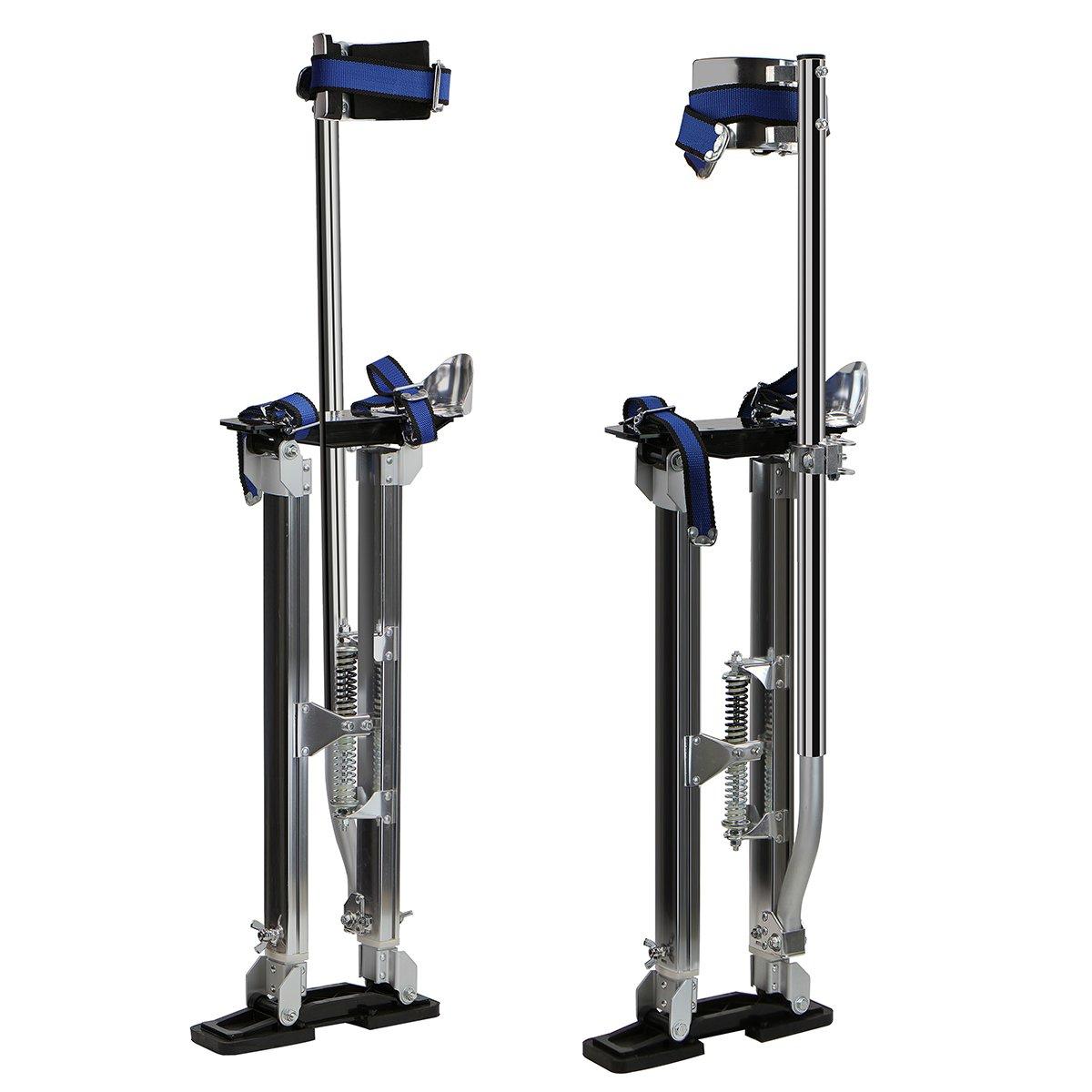 Drywall Stilts 24'' to 40'' Height Light Weight Non-Slip