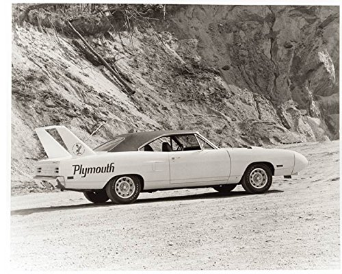 1970 Plymouth Superbird Automobile Photo Poster from AutoLit