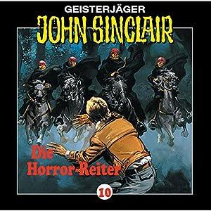 Die Horror-Reiter (John Sinclair 10) Hörspiel