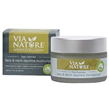 Via Nature Moisturizer - Face and Neck - Night - Night Recovery - 1.7 oz Artnaturals, Dead Sea Mud Mask, 8.8 oz (pack of 3)