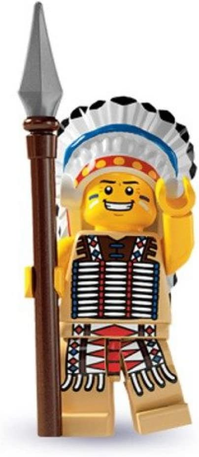 LEGO - Minifigures Series 3 - TRIBAL CHIEF