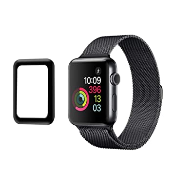 aceyoon For Apple Watch 42mm Screen Protector Ultra Thin 0.2 ...