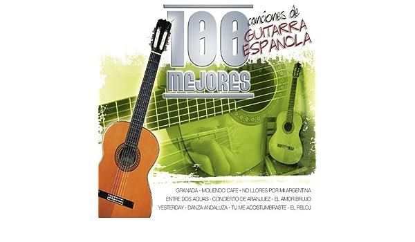 Las 100 Mejores Canciones de Guitarra Española de Various artists en Amazon Music - Amazon.es