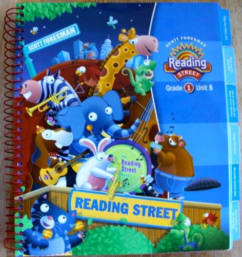 Grade 1 Teacher Edition, Volume 5 READING STREET (READING STREET)
