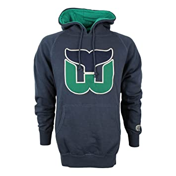 947e0f0c8 Old Time Hockey Hartford Whalers Blake Hoodie NHL Sweatshirt