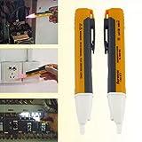 Generic ABS Plastic AC 90~1000V S2 Non-Contact Sensor LED Electric Alert Voltage Detector Tester Pen