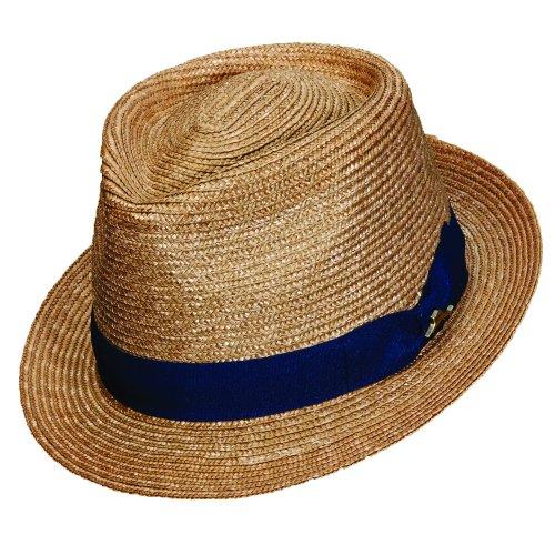 7ed6f0ecbb798 Tommy Bahama Men s Braid Fedora W Ribbon Hat