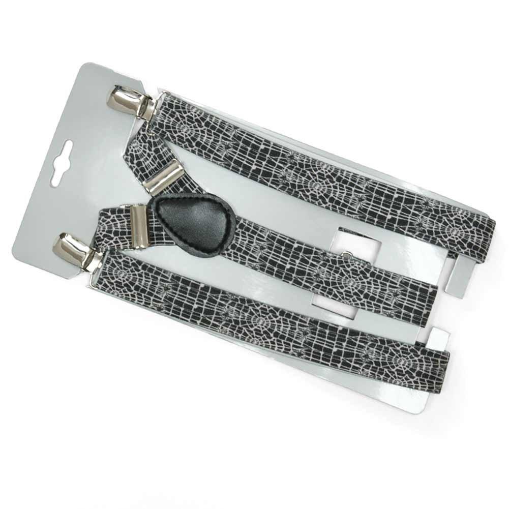 TieMart Spider Web Suspenders