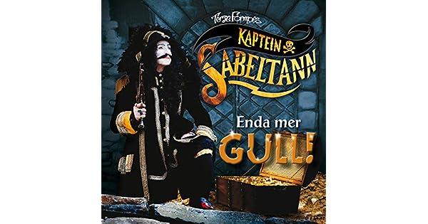 Amazon.com: Kaptein Sabeltann: Enda mer gull!: Kaptein ...