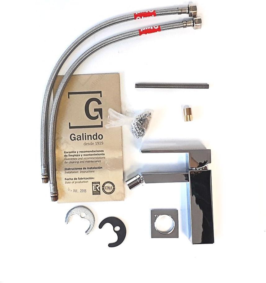 Nitro Galindo 52450300 Columna Mezcladora Monomando, Plata Cromado ...