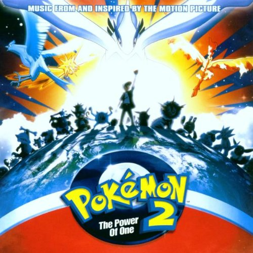 Various Artists Pokemon 2000 Power Of One Amazon Com Music