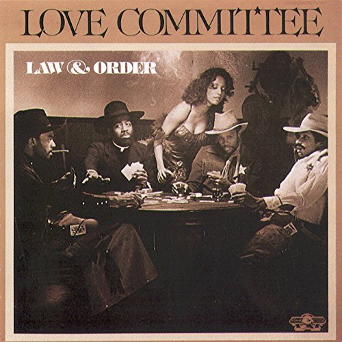 CD : Love Committee - Law & Order (Asia - Import)