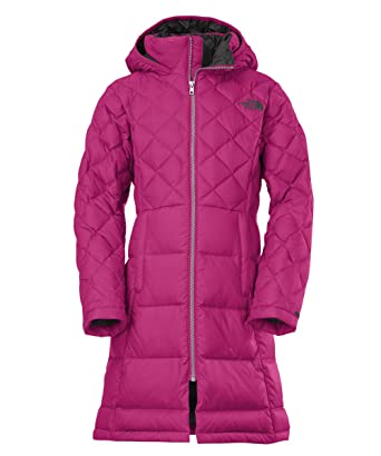 eb78a43d0 Amazon.com  The North Face Kids Girls Metropolis Down Jacket (Little ...