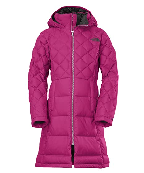9d1a872ee The North Face Girls' Big Little Kids Metropolis Down Jacket