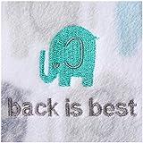 Halo Sleepsack, Micro-fleece, Elephant