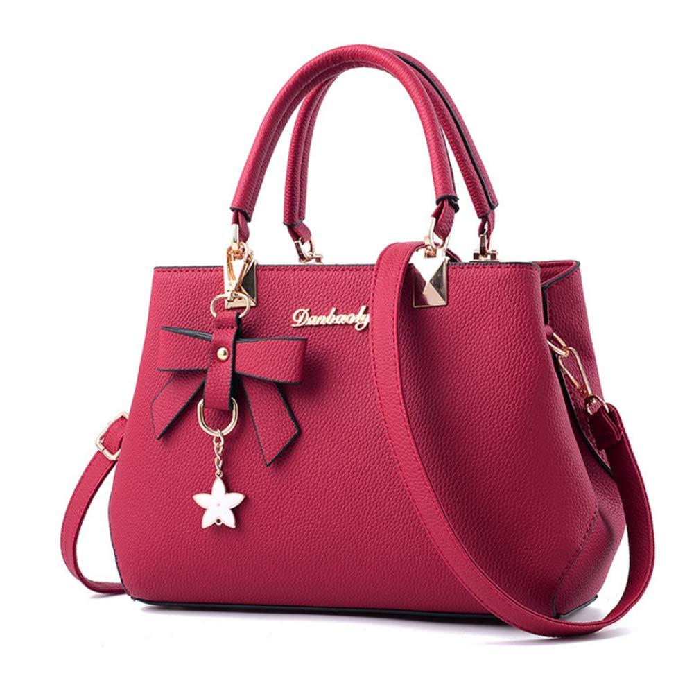Segater/® Women Top Handle Handbags Elegant Ladies Shoulder Bags Tote Bags PU leather Cross-Body Bags For Work Shopping Date Party Christmas