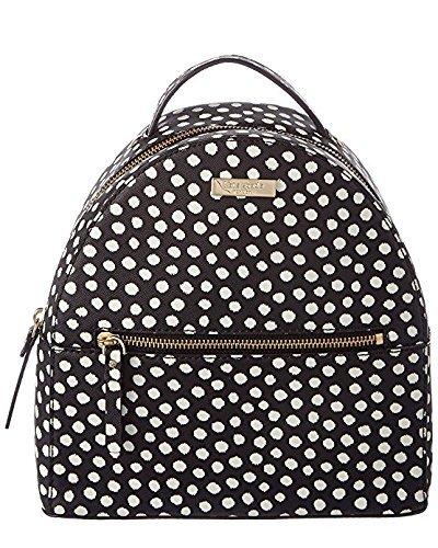 - Kate Spade New York Laurel Way Printed Sammi Leather Backpack