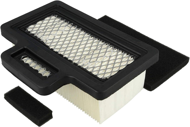Luftfilter Satz passend f/ür Stampfer Wacker BS 50-2 60-2 60-4 70-2 und alle i-Modelle Ersetzt 5200003062