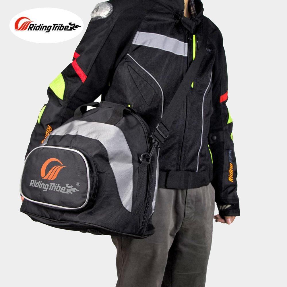 8bf9072706 ... Motorcycle Helmet Bag Waterproof Motocross Equipment Large Capacity  Multifunction Travel Shoulder Bag Luggage Handbag Riding Tribe ...