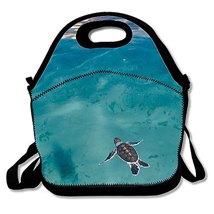 e351e39a5cb6 Amazon.com: Lunch Bags for Women Men Kids Insulated Adult Neoprene ...