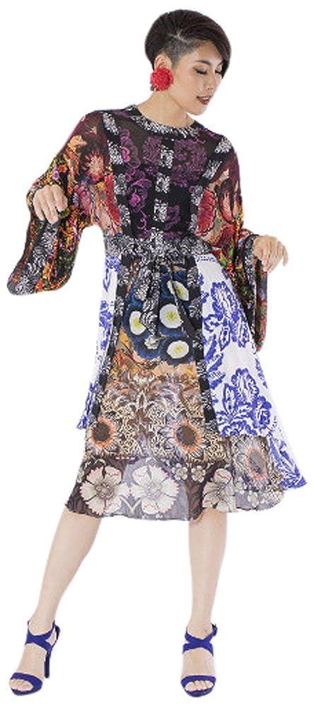 Desigual Dress  Macarena  18SWVWAR (bluee)