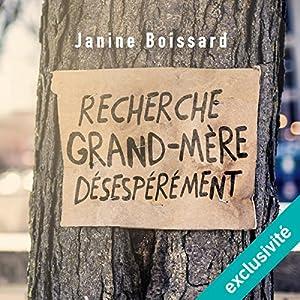 Recherche grand-mère désespérément Audiobook