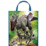 13' x 11' Large Plastic Jurassic World Goodie Bags, 12ct
